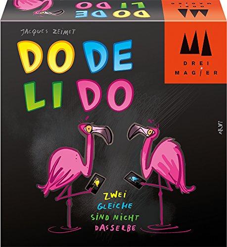 Schmidt-Spiele Dodelido (Kartenspiel) für 8,49€ [Amazon]