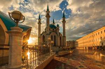 Flüge: Russland ( Mai - Oktober ) Nonstop Hin- und Rückflug mit Aeroflot von Frankfurt nach Kasan ab 268€ inkl. Gepäck
