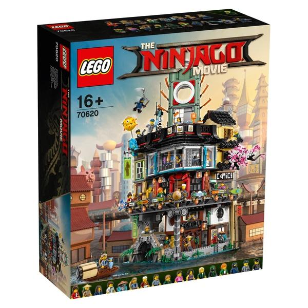 Lego 70620 Ninjago City (Offline noch verfügbar)