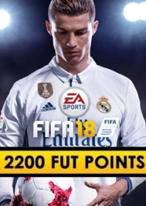 FIFA 18 - 2200 FUT Points PC für 3,49€ (CDKeys)