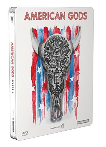 American Gods - Die komplette 1. Staffel Steelbook Limited Edition (Blu-ray) für 14,97€ (Amazon Prime)