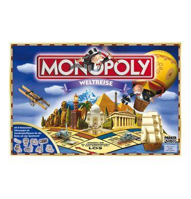 Monopoly Weltreise für 17,99€ @ Galeria Kaufhof + 12% Qipu möglich!