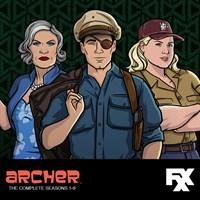 [Microsoft.com] Archer - Komplette Serie - digitaler Stream / download - nur OV