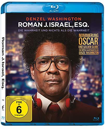 Roman J. Israel, ESQ - Die Wahrheit und nichts als die Wahrheit (Blu-ray) für 4,99€ (Amazon Prime & Saturn & Media Markt)
