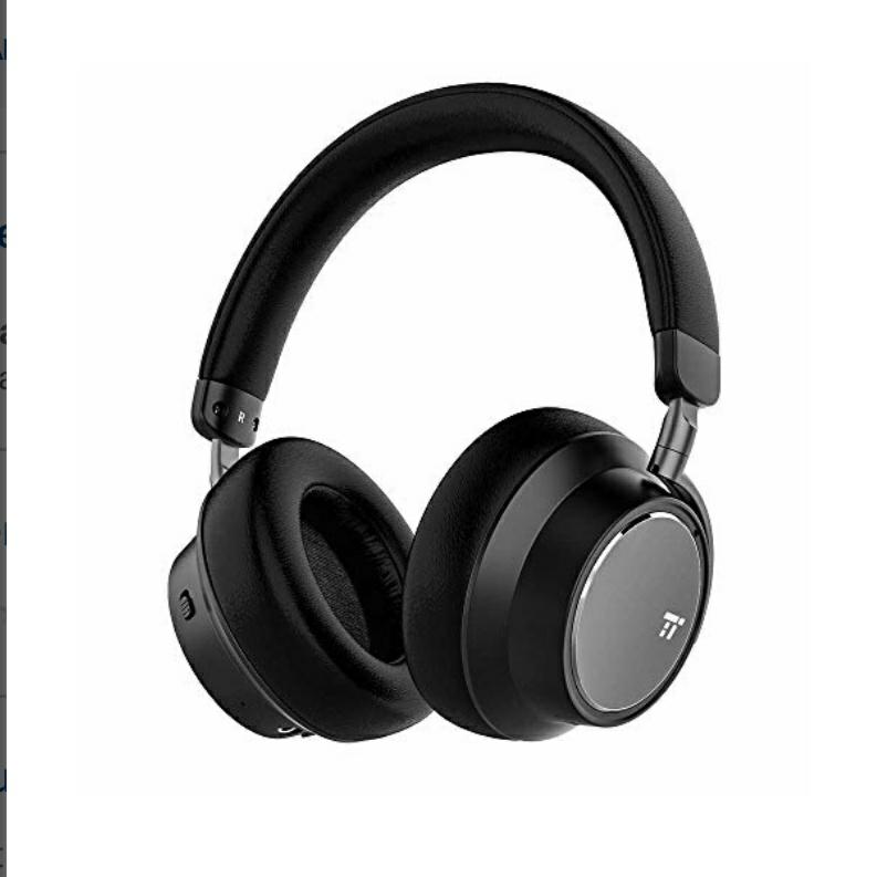 TaoTronics TT-BH046 Hybrid Active Noise Cancelling Kopfhörer Bluetooth