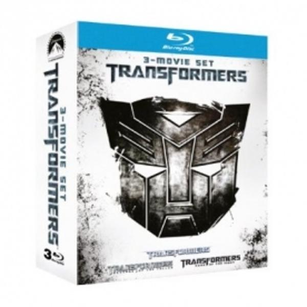 Transformers Trilogie (Blu-ray) für 7,99€ (Shop4de)