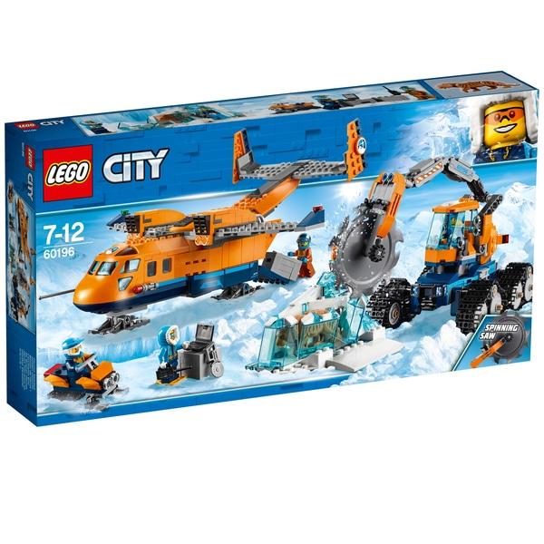LEGO City - 60196 Arktis-Versorgungsflugzeug 49,99€ & LEGO Friends - 41345 Heartlake City Haustierzentrum für 39,99€