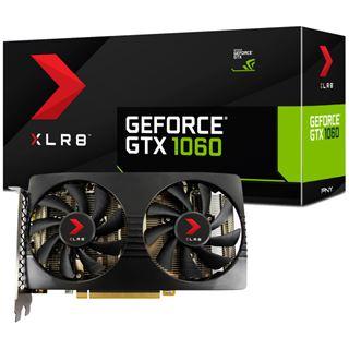 6GB PNY GeForce GTX 1060 XLR8 Gaming OC Aktiv (Mindfactory Mindstar)