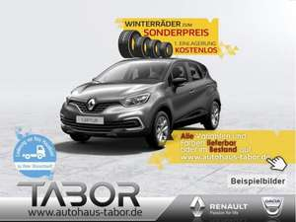 Privatleasing - SUV fahren für 98€ mtl. - Renault Captur 0.9 (36 Monate/10tkm)