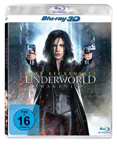 Underworld: Awakening 3D (Blu-ray 3D) für 5,97€ (Amazon Prime)