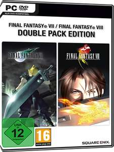 Final Fantasy 7 & 8 im Doppelpack [1 Steamkey]