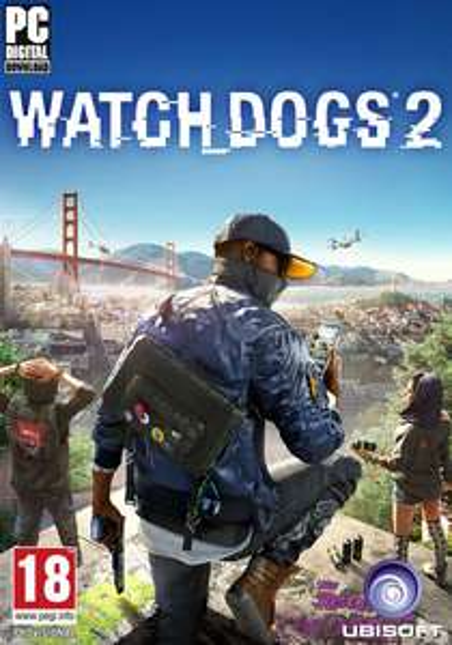 Watch Dogs 2 (Uplay) für 7,01€ (Fanatical)