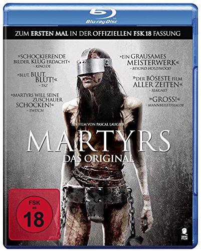 Pascal Laugiers Martyrs - Das Original (Blu-ray) für 6,97€ inkl. Versand (Amazon)