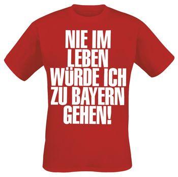 Die Toten Hosen - (Anti) Bayern Shirt für 9,99€ + Vsk @ EMP