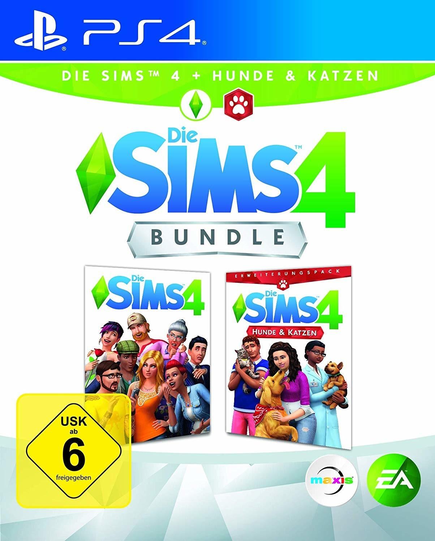 GDD Games: Die Sims 4 + Hunde & Katzen [PS4] - 19€ | Tom Clancy's Ghost Recon: Wildlands [PS4/Xbox] - 14€ | FIFA 19 [Origin-Code] - 19€