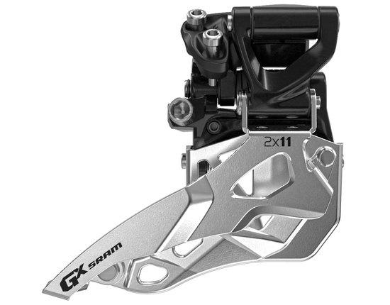 SRAM GX 2x11 Umwerfer Mid Direct Mount Bottom Pull