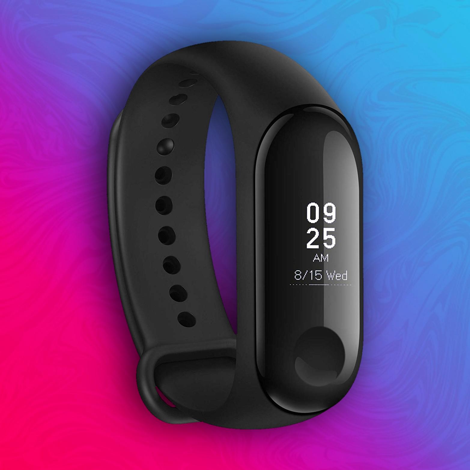 Xiaomi Mi Band 3 - Fitness Tracker für 14,97€ aus Polen
