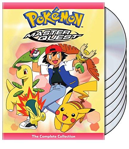 [Amazon.com] Pokémon - The Master Quest Sammlung - nur OV & Region 1 DVD - Nischendeal