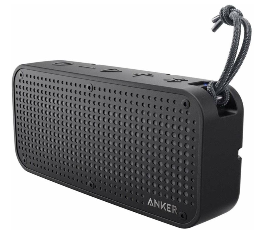 Anker Bluetooth Lautsprecher SoundCore Sport XL, Powerbank-Funktion, Outdoor, schockresistent, staubfest, wasserfest IP67