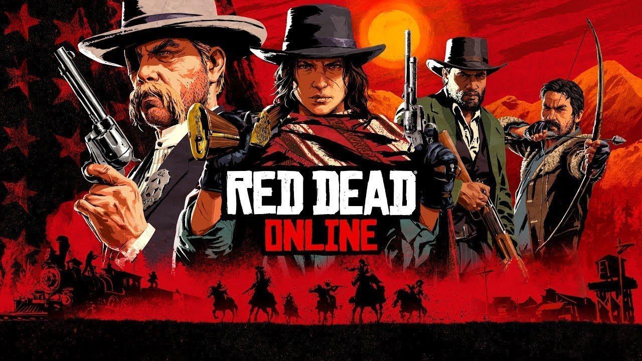 Red Dead Redemption 2 Online kostenlos spielen bis zum 27.05.2019 (ohne PS+)