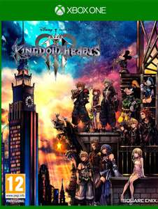 Kingdom Hearts 3 Xbox One [PEGI]