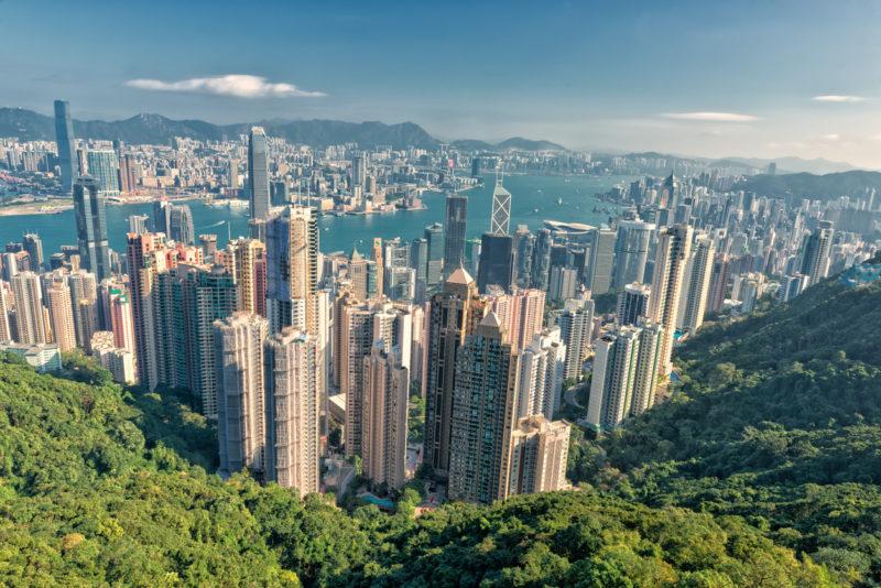 Singapur/Hongkong [Mai - März] Hin- und Rückflug mit KLM / Air France von Straßburg nach Singapur oder Hongkong ab 341 €