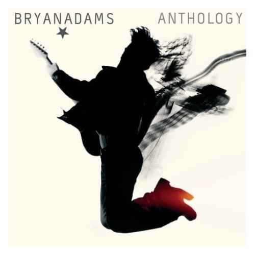 "CD - Bryan Adams ""Anthology"" (2 CDs) für €4,49 [@WowHD.de]"