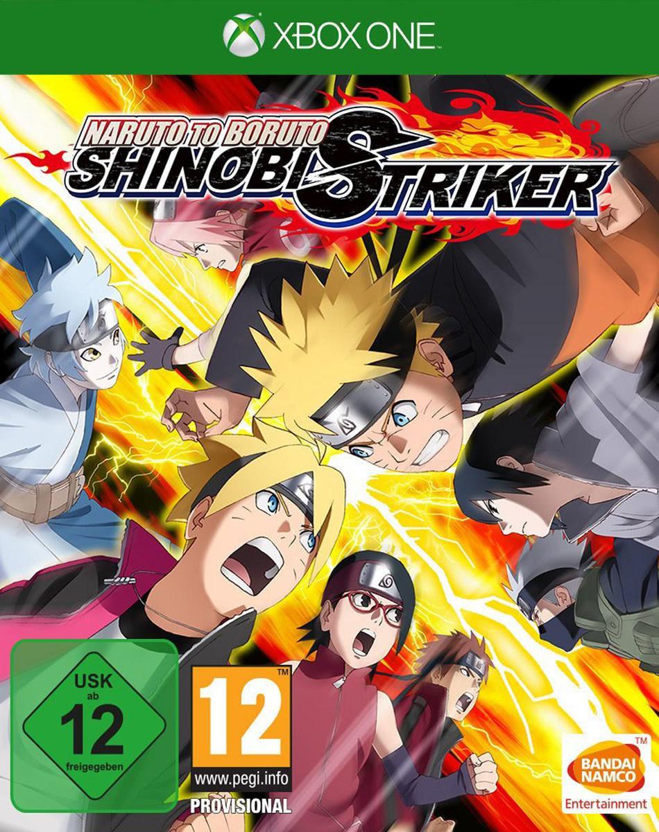 Naruto to Boruto: Shinobi Striker (Xbox One) für 19,99€ (Media Markt & GameStop)