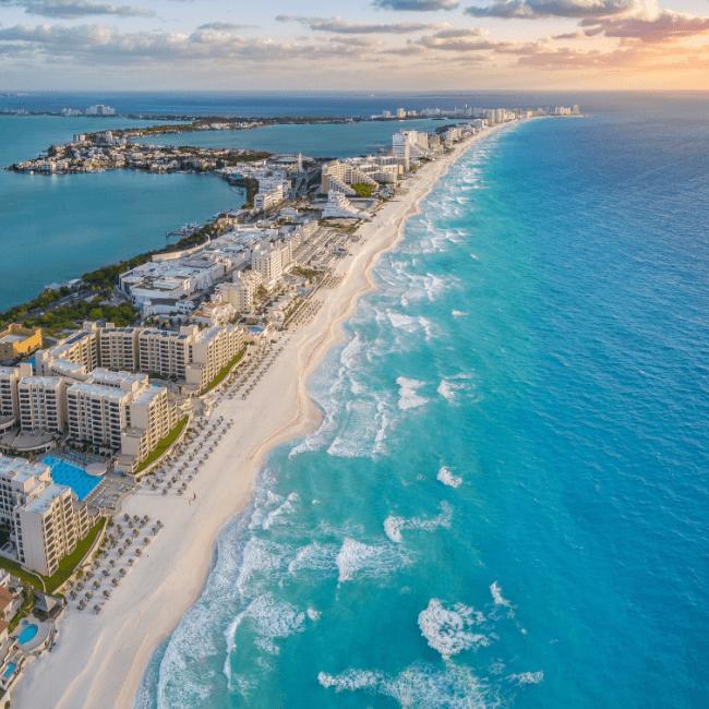 Flüge: Mexiko [Mai] - Last-Minute Flüge von Düsseldorf nach Cancun ab nur 285€ inkl. Gepäck