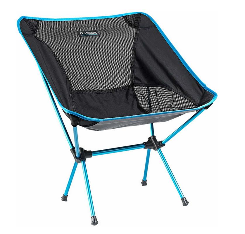 Helinox Chair One (schwarz/blau)
