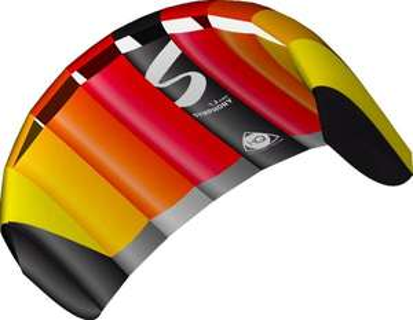Verschiedene Kite Matten im Angebot z.B. Invento Symphony Pro 1.3 Rainbow für 29,96€