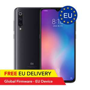 Xiaomi Mi 9 6GB 128GB Snapdragon, Global Version, tradingshenzhen.com, Schwarz