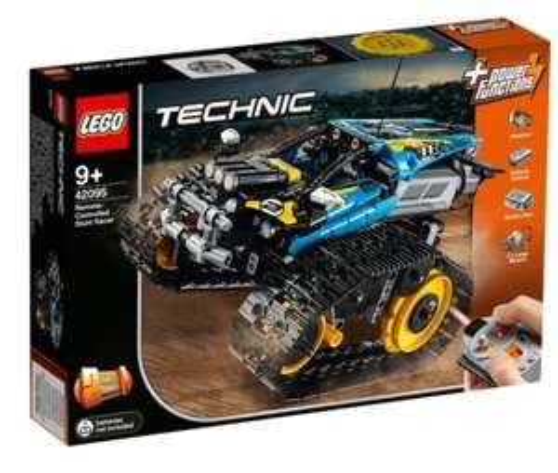 Lego Technic Ferngesteuerter Stunt-Racer 42095 bei Smtyhs Toys