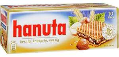 10er Pack Hanuta bei Kaufland für 1,11 (+weiterer Süßkram und CapriSonne für 1,49€)