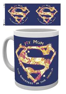Superman - Tasse Supermum & Looney Tunes - Tasse Mum Number One für je 5€ (GameStop)