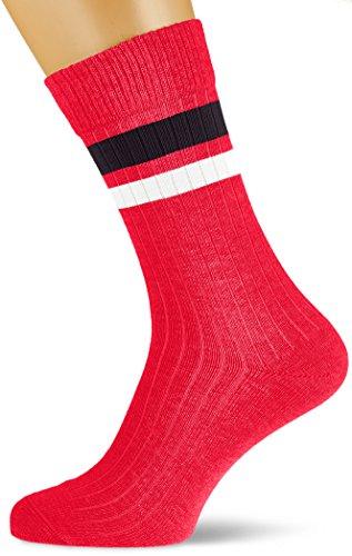 2er Pack: s.Oliver Herren Socken - rot - 43-46 (Plus-Produkt)