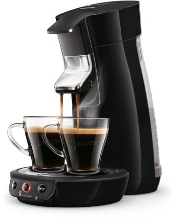 die etwas bessere SENSEO® Viva Café HD6563/69 Kaffeepadmaschine