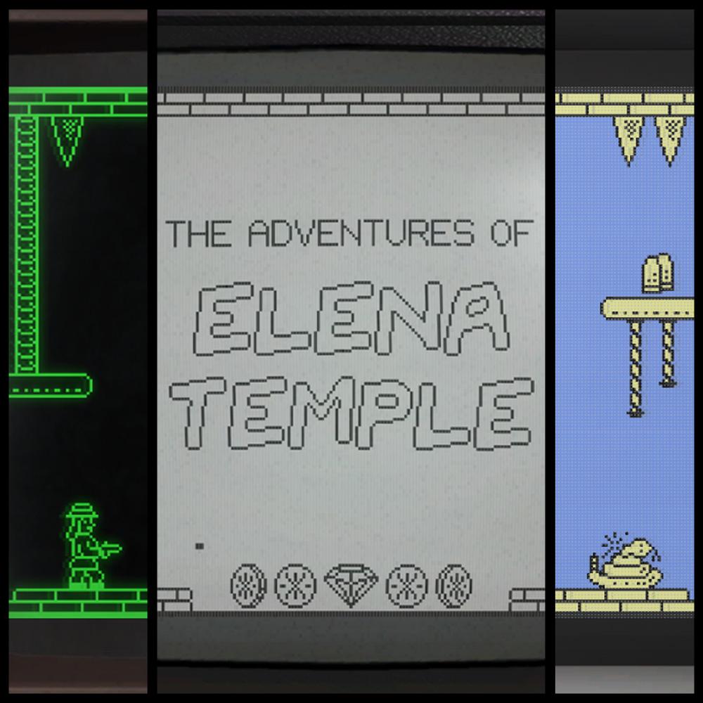 The Adventures of Elena Temple (Switch) für 0,99€ oder für 0,87€ Südafrika (eShop)