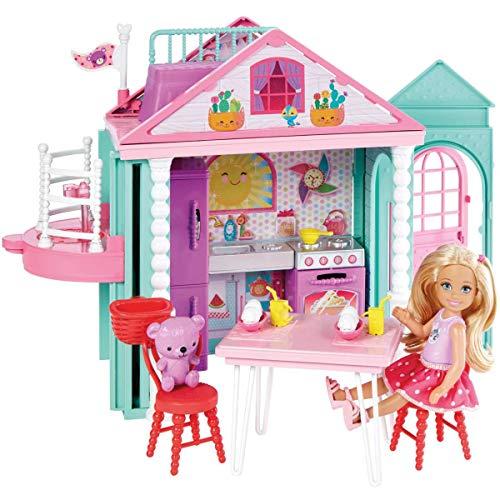 Mattel Barbie DWJ50 Club Chelsea Spielhaus für nur 9,99€ + Versand
