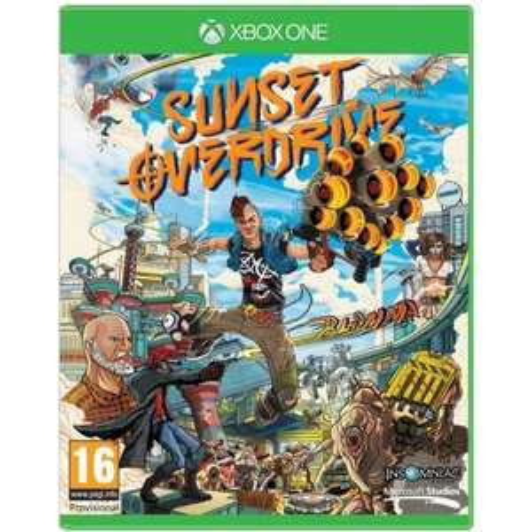 Sunset Overdrive (Xbox One) für 7,05€ (Shop4DE)