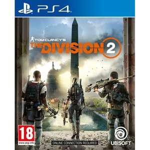Tom Clancy's The Division 2 (PS4) für 23,80€ (Base UK)