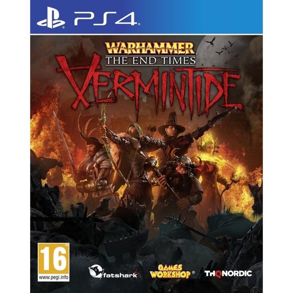Warhammer: The End Times Vermintide (PS4) für 10,99€ (Shop4DE)