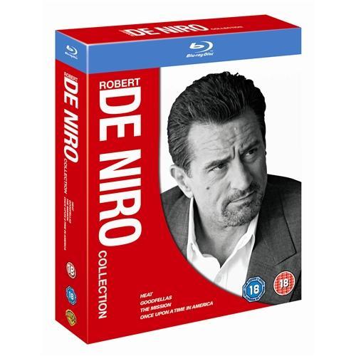 The De Niro Collection (4 Discs) (Blu-ray)  für 14,99€ inkl. Versand @play.com