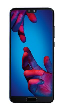 HUAWEI P20 BLAU DUAL SIM 128GB 4GB 333 € + 3,99 € VSK