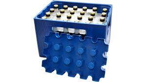 Bierkastenkühlung mit SL-Block, 0,5 oder 0,33 Liter-Flaschen, jeweils 6,99 Euro / Bollerwagen für 49,99 Euro [Kaufland]