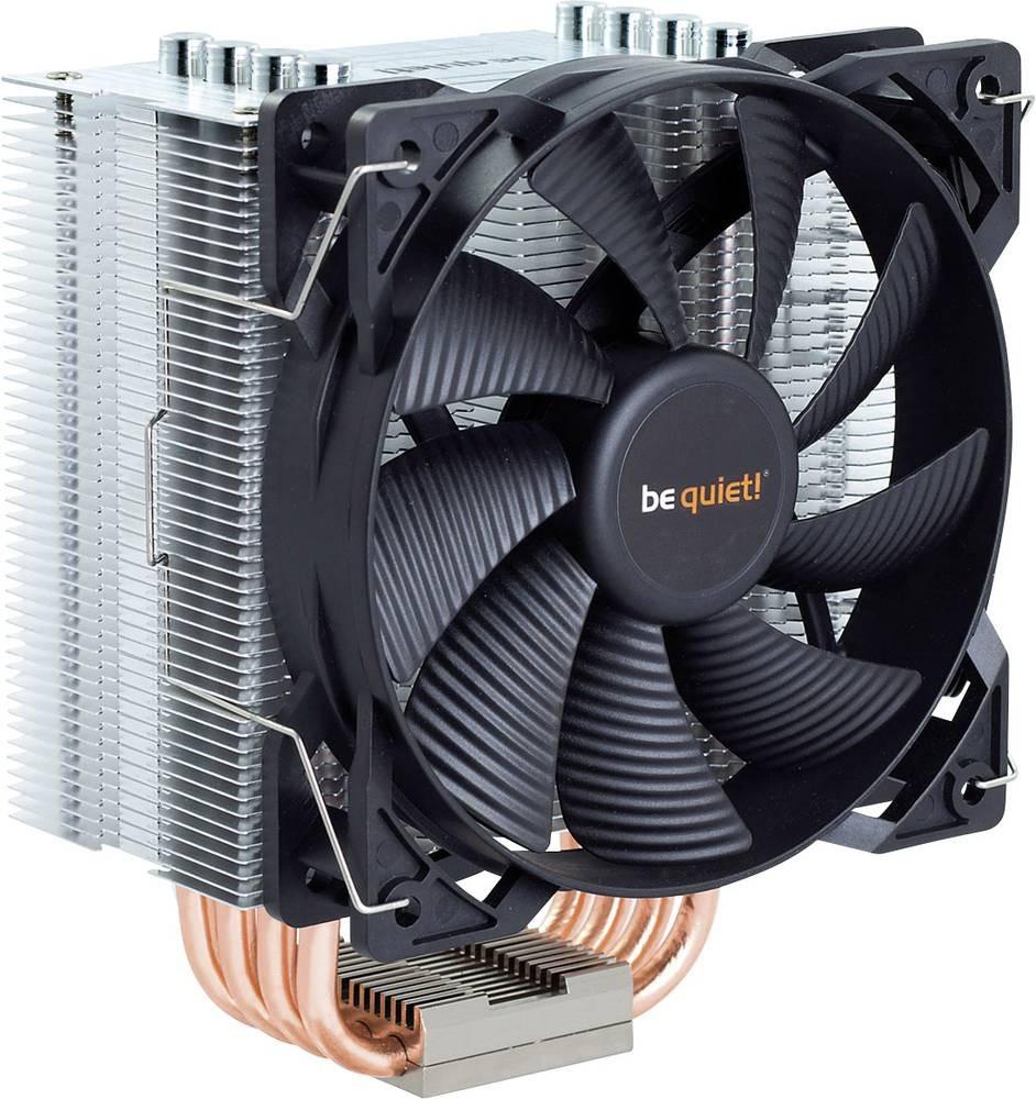 be quiet! Pure Rock CPU Kühler für 23,90€ (Amazon Prime)