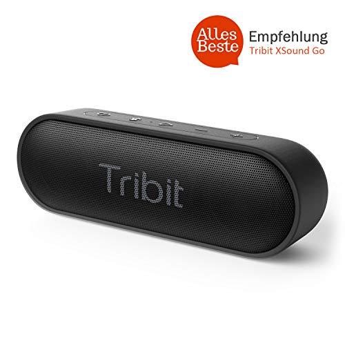 [Amazon Prime] Tribit XSound Go - guter, preiswerter und wasserdichter Bluetoothlautsprecher