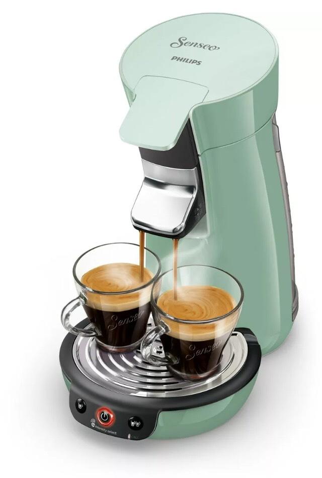 Philips Senseo HD6563/10 Viva Cafe Kaffeepadmaschine NEU & OVP