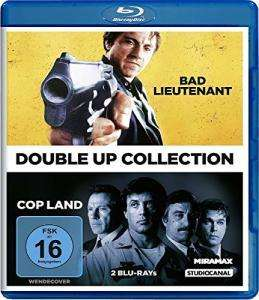 Bad Lieutenant + Cop Land Double-Up Collection (Blu-ray) für 7,88€ (Media-Dealer)