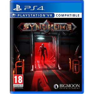 Syndrome (PS4) [Coolshop]